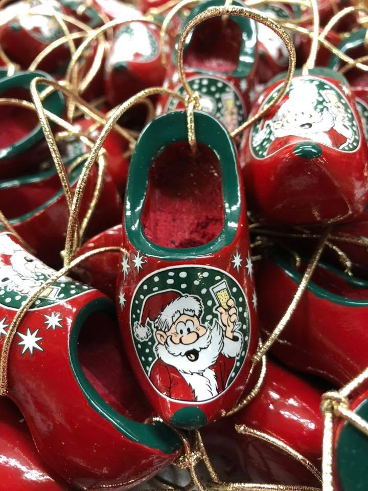 Kerstklompjes