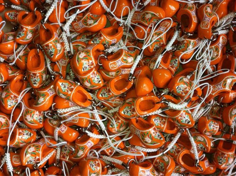 Oranje souvenirs Holl Souvenir & klompen