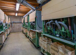Rondleiding klompenfabriek Holl Souvenir & klompen